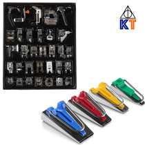 Kit De 32 Prensatelas Máquina De Coser + 4 Marcadores Bies