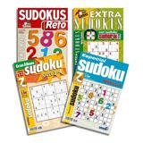 Sudoku New Games ( Paquete 10 Revistas)