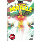 Comic Dc Black Label Mister Miracle Tapa Dura Tom King