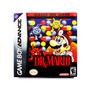 Dr. Mario Nuevo Gameboy Advance - Nintendo Gba & Nds