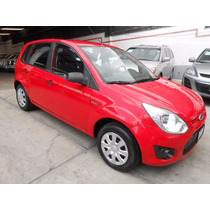 Ford Fiesta Ikon Ambiente Rojo 13