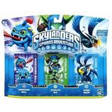 Skylanders Spyro's Adventure Wreckingball Stealthelf Sonicbo