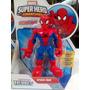 Super Heroes Adventures Hombre Araña Y Duende Verde Pp