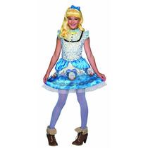 Disfraz Infantil Personaje Ever After High, Blondie Lockes