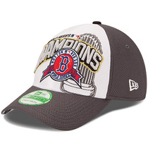 Gorra Oficial Red Sox World Series Champion 2013 Niño Vbf