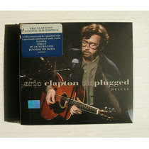 Eric Clapton Mtv Unplugged Deluxe Edition 2cd