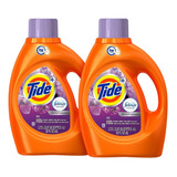 Detergente 2 Pack Tide Spring & Renewal, 59 Cargas 2.72l