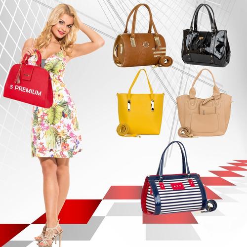 39a8dc1ec8085 Bolsas Para Dama Mayoreo Moda Lote 5 Bolsos Mujer Originales