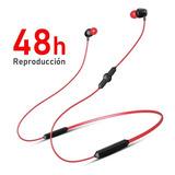 Audífonos Bluetooth Ipx5 Impermeables 48 H De Reproducción