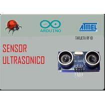 Sensor Ultrasonico Hc-sr04 Pic,arduino,avr