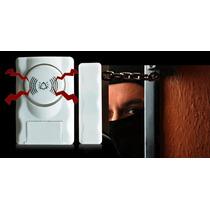Alarma / Sensor Para Puertas Y Ventanas Mc06-1 Casa Negocio