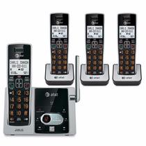 Telefonos Inalambricos At&t Cl82463 4 Handsets Msi