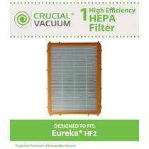 1 Eureka Hf-2 Filtro Hepa; Comparar Con La Parte # 61111 611