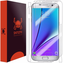 Galaxy S7 Edge Skinomi Mica Protector Pantalla Full Original