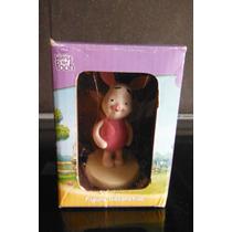 Figura Walt Disney World Winnie The Pooh Piglet Cerdito Rosa