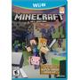 ¡¡¡ Minecraft Para Wii U En Wholegames Entrega Inmediata !!!