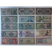 Vendo Mi Coleccion De Billetes Mexicanos Antiguos