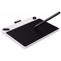 Tableta Digitalizadora Wacom Intous Pen Para Diseño Mac Y Pc