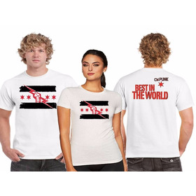 Playera Cm Punk Best In The World  Wwe