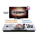 Arcade Consola Pandora Games X Plus 3303 Jgos Año 2020
