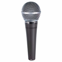 Micrófono Shure Sm48-lc Vocal Micrófono Dinámico, Cardioide