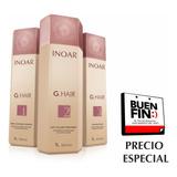 Inoar Keratina Alemana G.hair Nueva Imagen 3 Lts Original