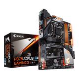 Motherboard 1151 H370 Aorus Gaming 3 Tarjeta Madre Gigabyte