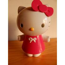 Hello Kitty Alcancia De Plastico.