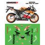 Calcomanias, Stickers Honda Cbr 1000 Rr 2005