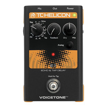 Procesador De Voz Tc Electronic Voice Tone E1