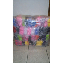 ** Tin Mayoreo Para Niños Monitos 500 Pares Surtidos