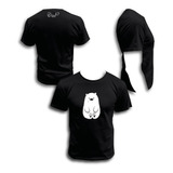 Playera Polar Ice Bear Osos Escandalosos We Bare Bears