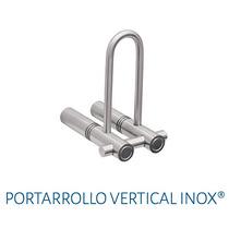 Accesorio Para Baño Portarrollo Vertical Urrea 9815 Inox