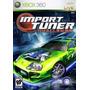 Import Tuner Challenge Usado Xbox 360 Blakhelmet C