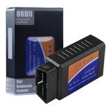 Escaner Automotriz Wifi Elm327 Obd2 Para Ios Android Windows