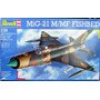 Mig 21 M/mf Fishbed Revell Germany Esc 1/32 Modelo Nuevo