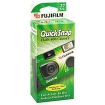 Fujifilm Quicksnap Flash 400 Desechable Cámara De 35mm