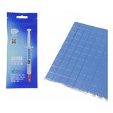 Thermal Pad Gpu Termico 100mm  X 1mm Espesor +pasta Gd900 4g