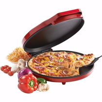 Pizza Maker Maquina Pizzas Omelettes Betty Crocker