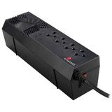 Regulador De Voltaje Smartbitt Sbavr1200 4 Contactos