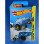 2013 Hot Wheels Hw Poppa Wheelie Azul # 115  Hw Off-road