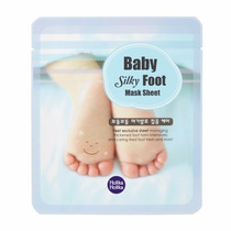 Holika Holika Baby Silky Foot Corea Remueve Callos Suaviza