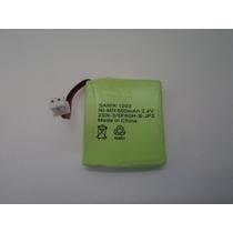 Batería Pila Telefono Telmex, 2sn-3/5f60h-s-jp2, 600mah, Lbf