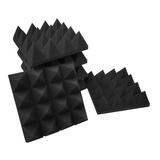 Kit Especial 60 Paneles Espuma Acustica Pirámide Calidad