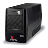 Regulador No Break Smartbitt Nb500 500va 250w 4 Contactos