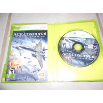 Juego Ace Combat 6 Fires Of Liberation Xbox 360