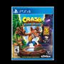Crash Bandicoot N.sane Trilogy.- Ps4