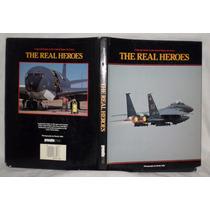 Libro Especial De Aviones De La Fuerza Aerea Usa En Ingl?s