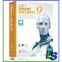 Eset Smart Security 9 - 1 Año 3 Computadoras - Facturamos