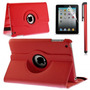 Barata Funda Ipad Mini Apple Piel 360º Giratoria,case Lbf